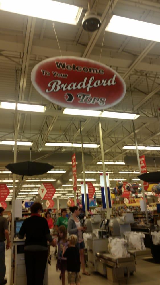 Tops Friendly Markets: 150 Main St, Bradford, PA