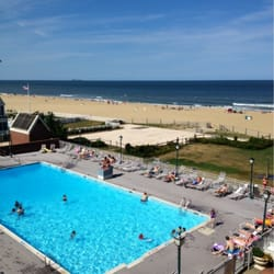 Photo Of The Cavalier Hotel Virginia Beach Va United States View From