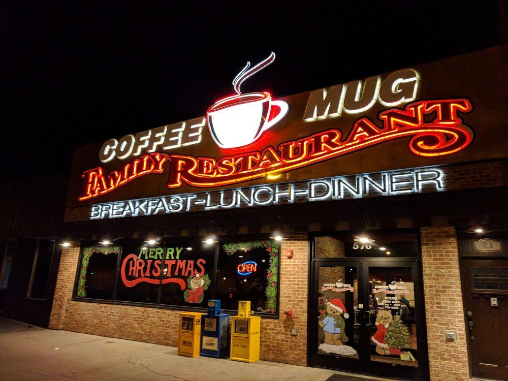 Photo of The Coffee Mug - Elko, NV, United States. Cute outside!
