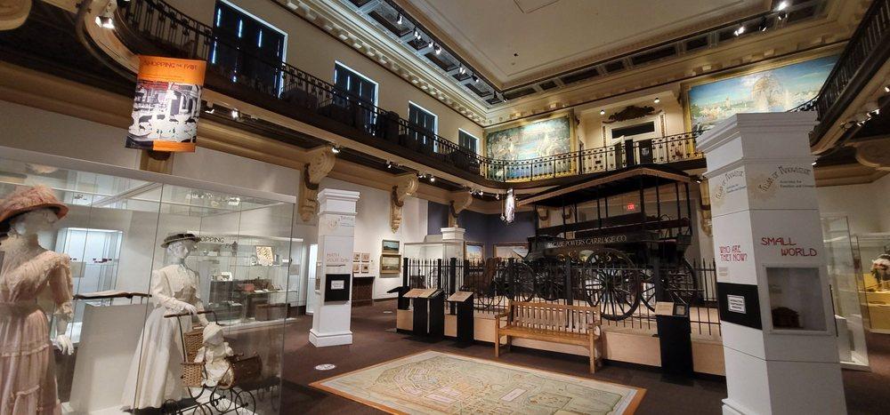 Missouri History Museum: 5700 Lindell Blvd, Saint Louis, MO