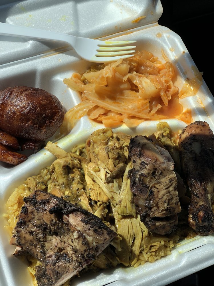 Food from Jamaican & African Cuisine