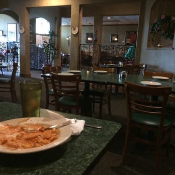 Photo Of Italian Villa Restaurant Lewisville Tx United States Inside The Resturant