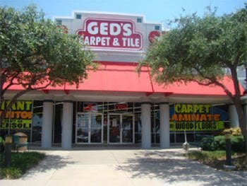 Ged's Floor Store - Carpet Installation - 2985 S State Hwy 360 ...