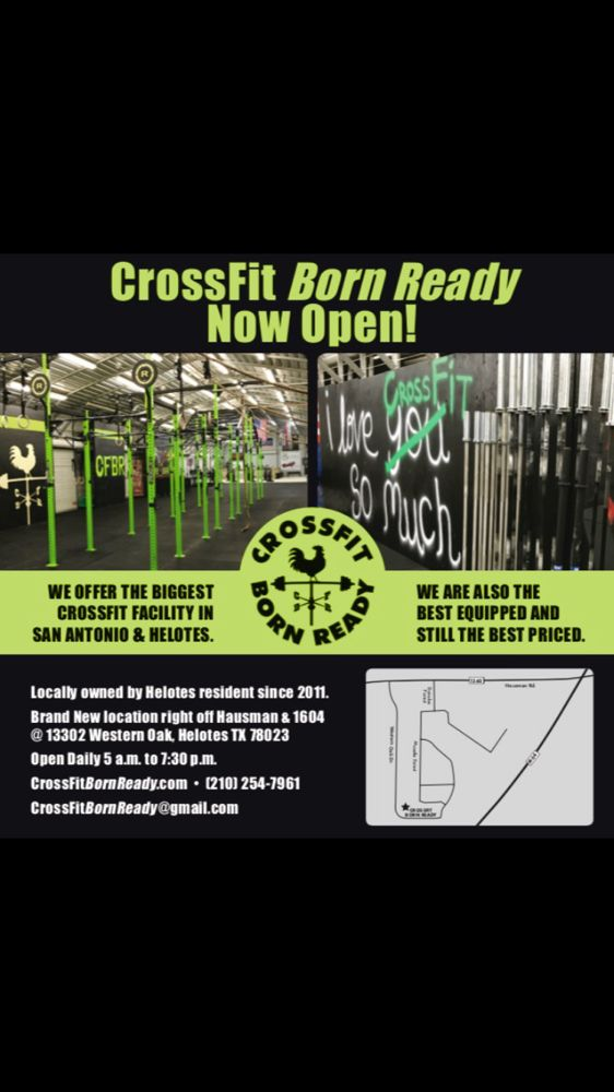 CrossFit Born Ready