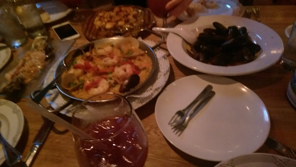 Best spanish food ive tried yelp for Cuisine bar tapas