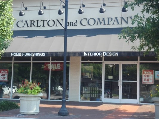 Carlton and Company - Meubelwinkels - 435 Daniels St, Raleigh, NC, Verenigde Staten ...