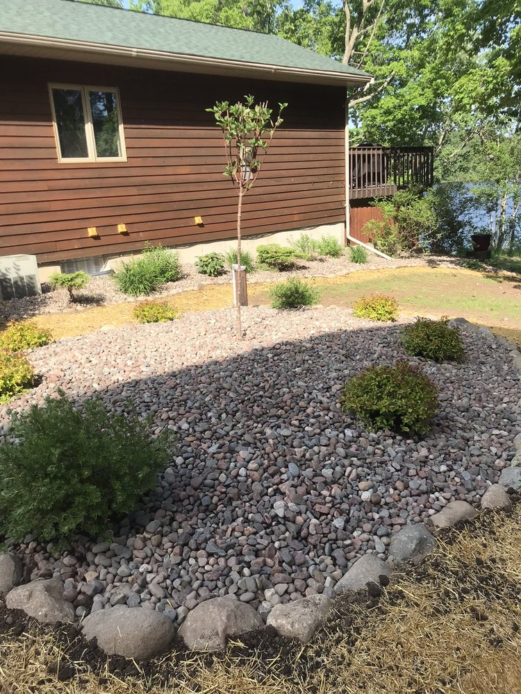AJ's Lawncare & Landscaping: 6386 Highway 2, Duluth, MN