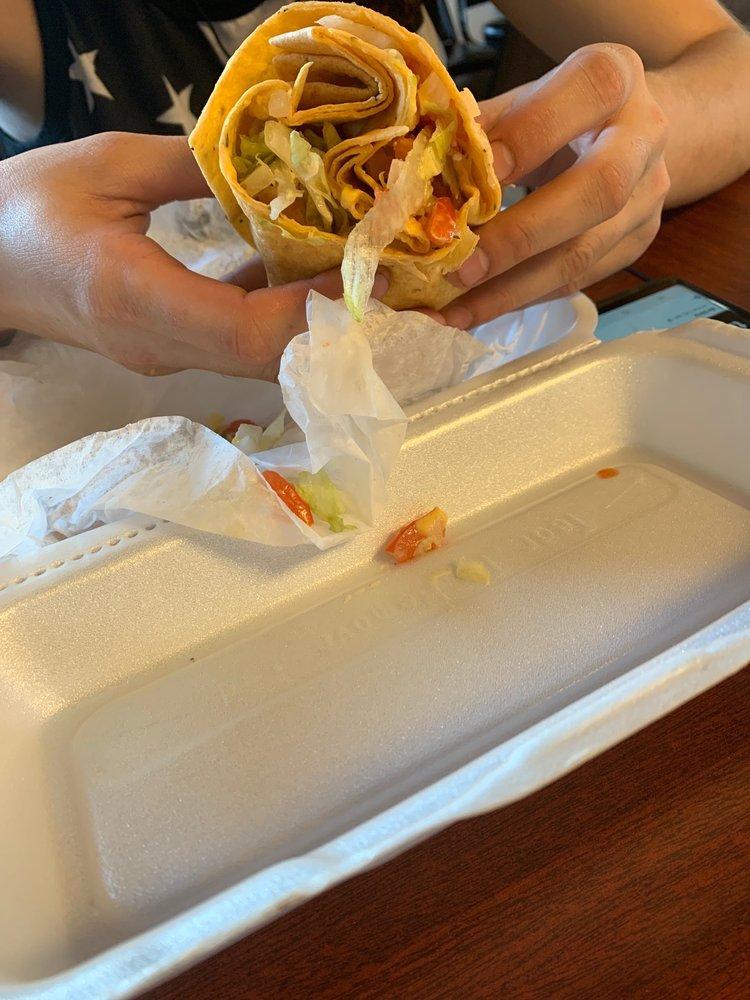 Burger Spot: 1760 N Main St, Bell, FL