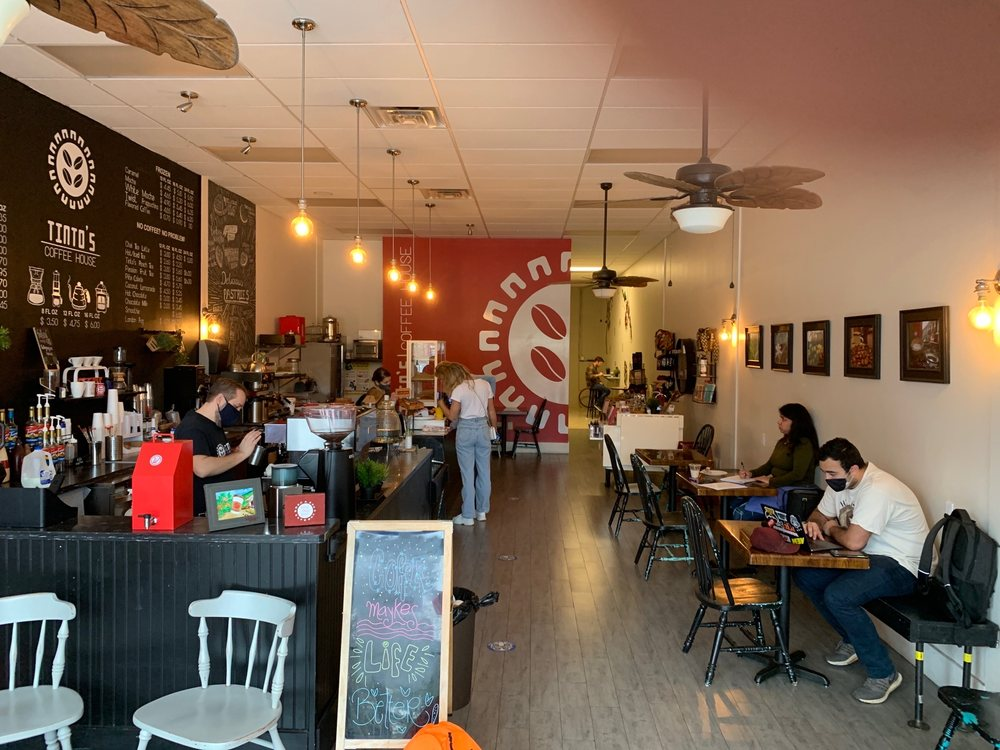 Social Spots from Tinto's Coffee House