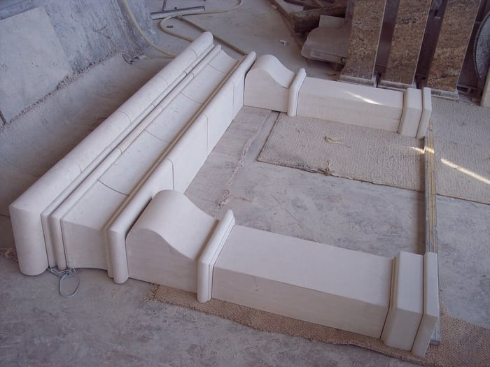 Custom Limestone Fireplaces By Vap Internationl Yelp