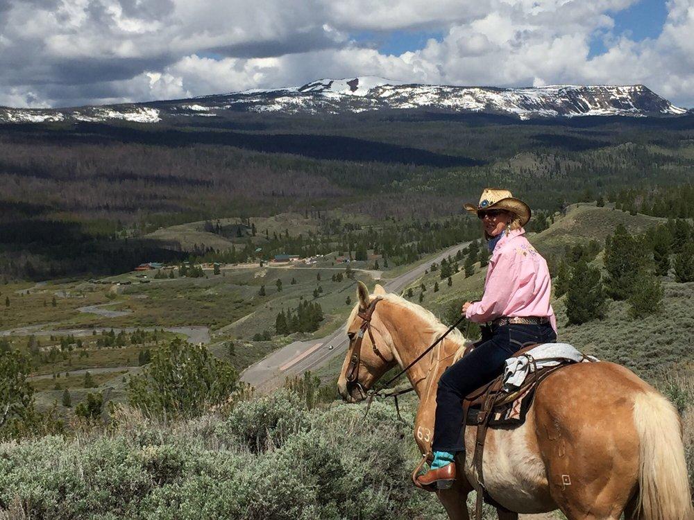 Triangle C Ranch: 3737 US Hwy 26, Dubois, WY