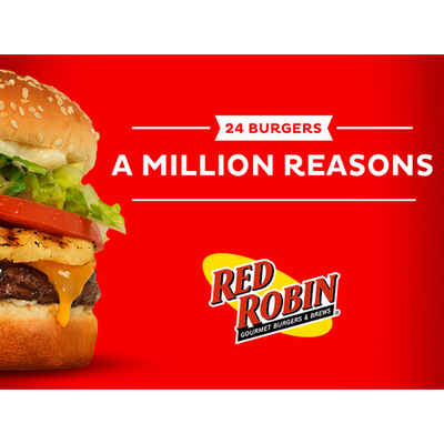 Red Robin Gourmet Burgers 20220 Interstate 30 N Benton Ar - Us-beer-map-red-robin