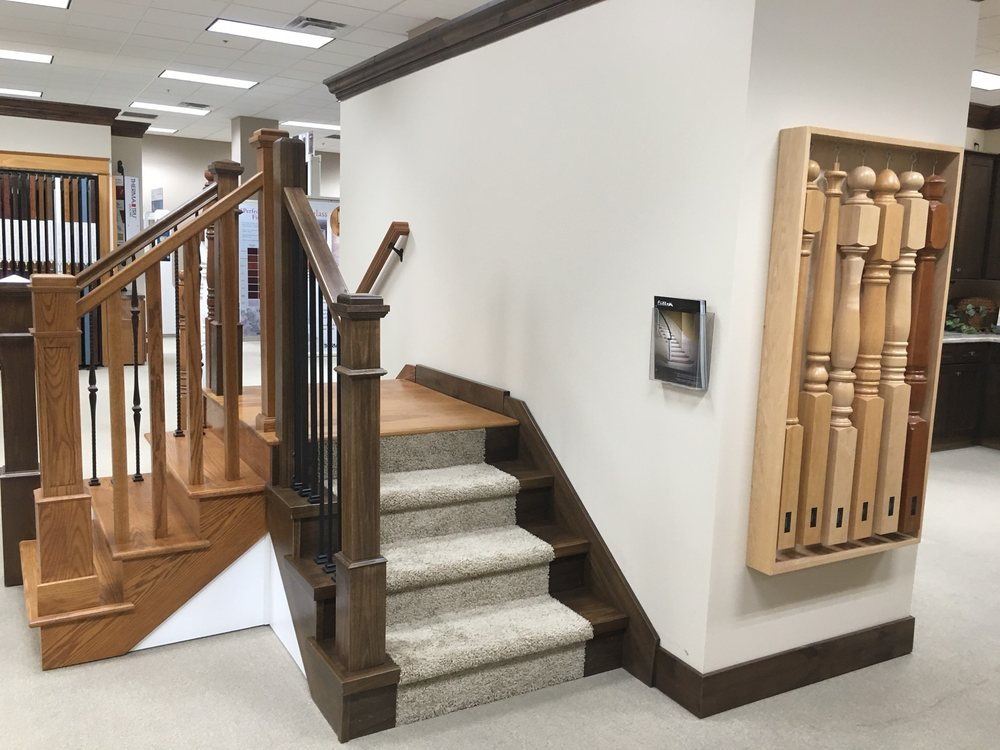 Showroom   Fitts Stair Parts   Yelp