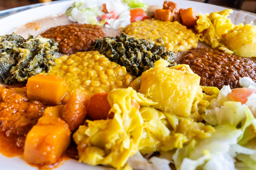 Fairland Ethiopian Restaurant: 13310 Old Columbia Pike, Silver Spring, MD