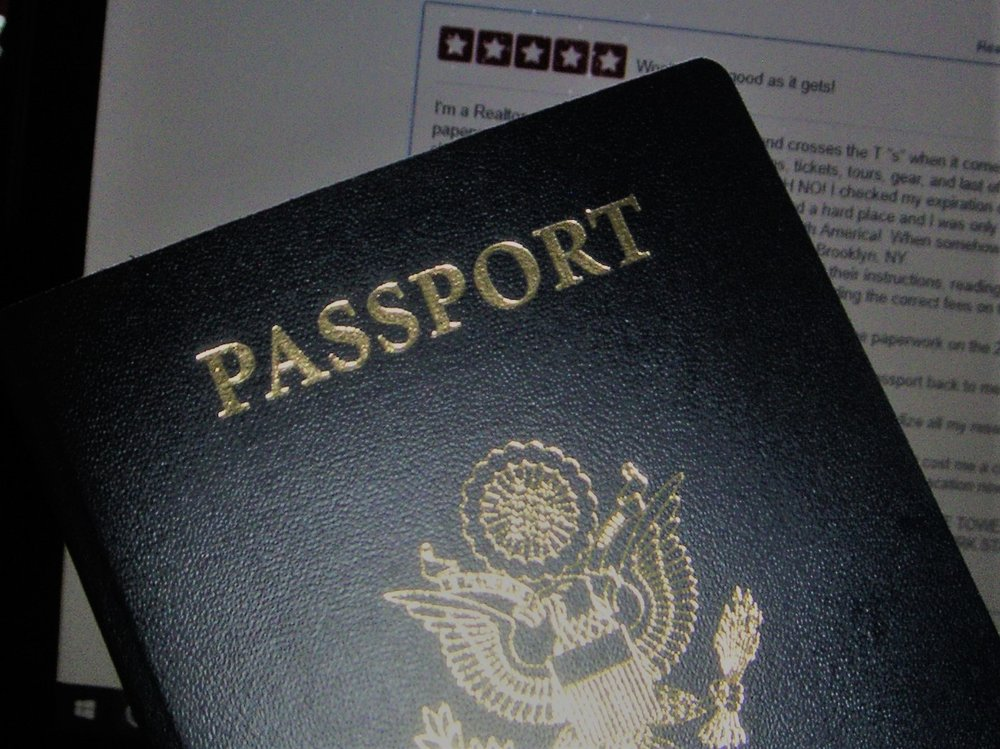 Fast Port Passport
