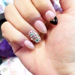 Lush nail bar 160 photos 84 reviews nail salons for A q nail salon wake forest nc