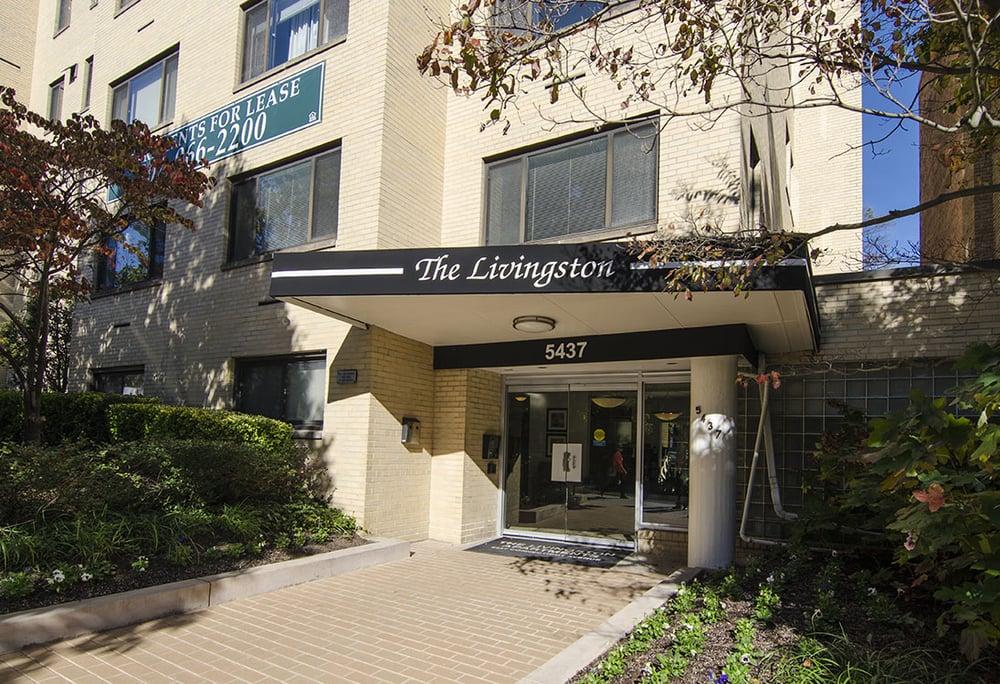 The Livingston Apartments: 5437 Connecticut Ave NW, Washington, DC, DC