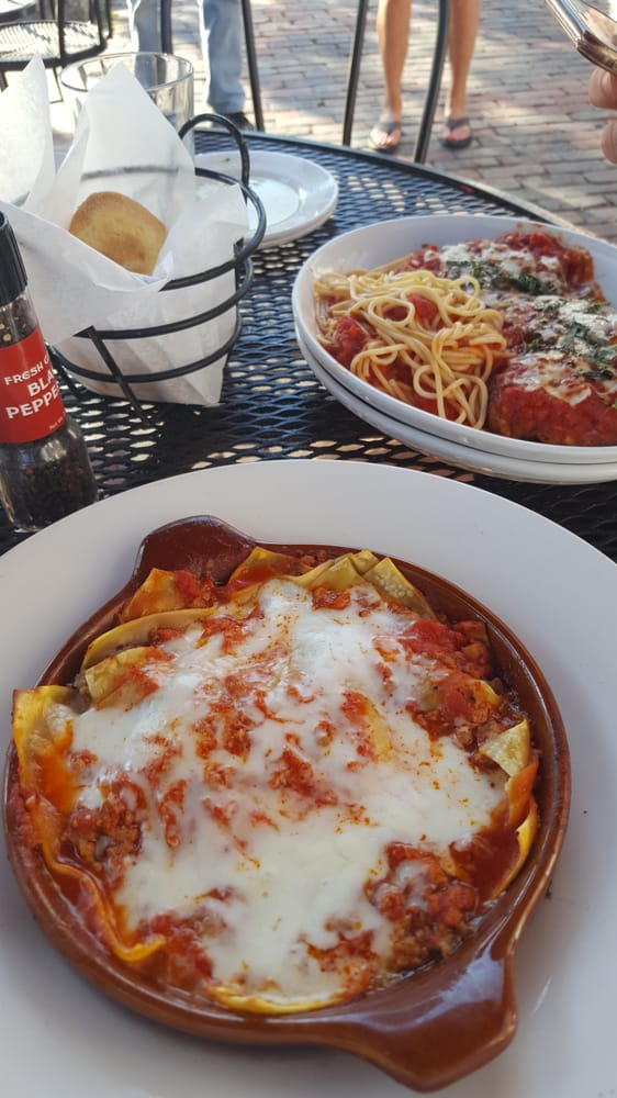 Italian Food Near Lexington Ma