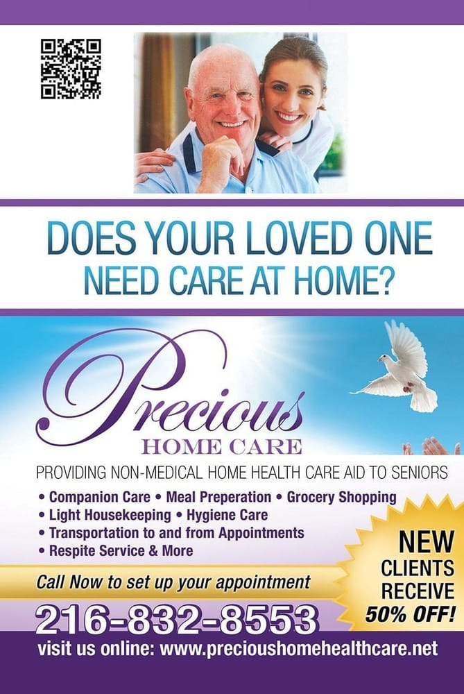 Precious Home Care - Home Health Care - 1058 Addison Rd, St Clair ...