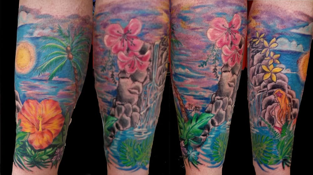 28b0a16db ... Jaded Soul's Living Art Tattoo » · Evolution Tattoo Gallery: 149 E  Columbia River Hwy, Troutdale, OR