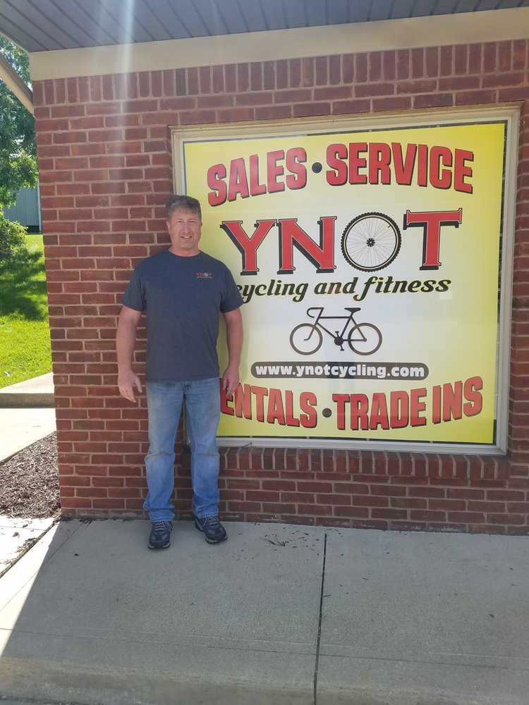 Y-Not Cycling & Fitness: 64 E Main St, Lexington, OH