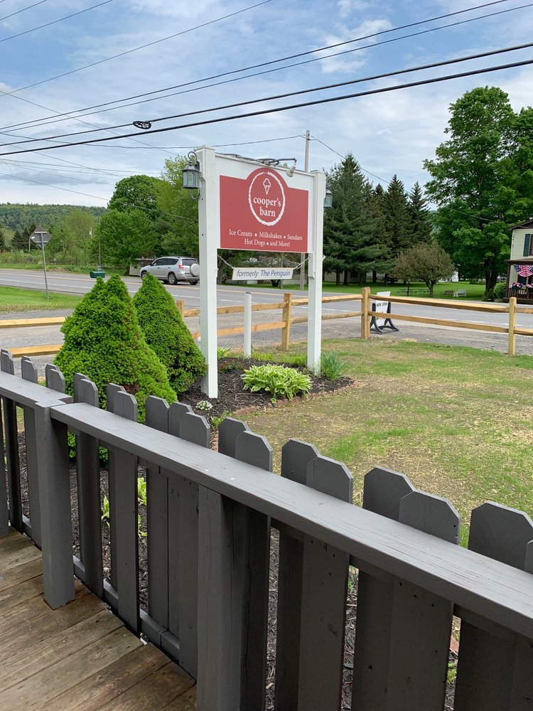 The Cooperstown Penguin: 4833 State Hwy 28, Cooperstown, NY