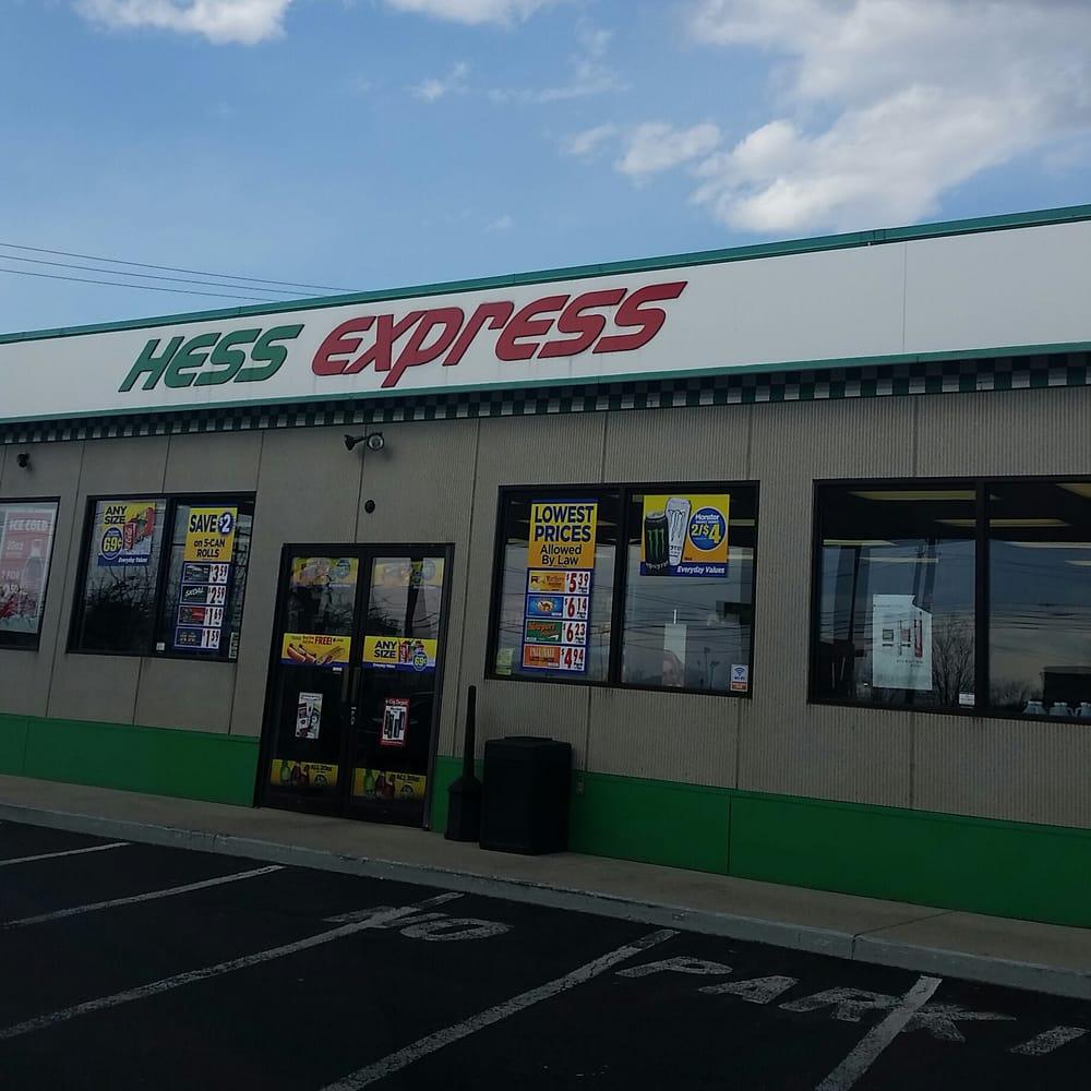 Hess Express: 3010 Schoenersville Rd, Bethlehem, PA