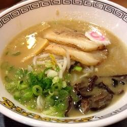 P O Of Ramen Naruto Azusa Ca United States Premium Tonkotsu Shoyu Ramen