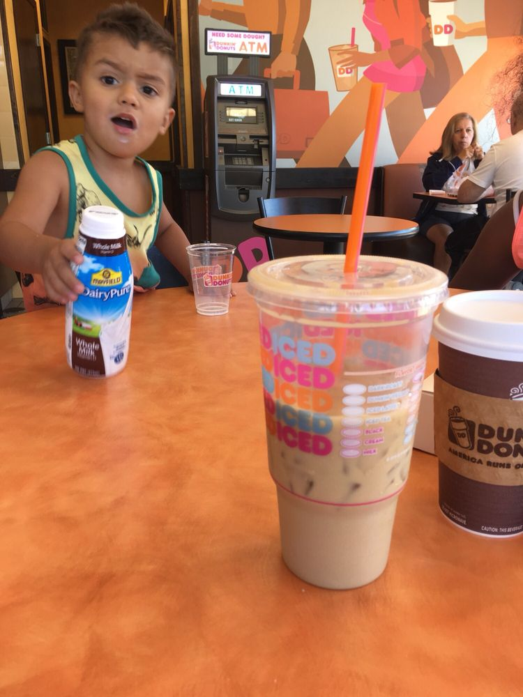Dunkin': 920 N. 11th St, Beaumont, TX