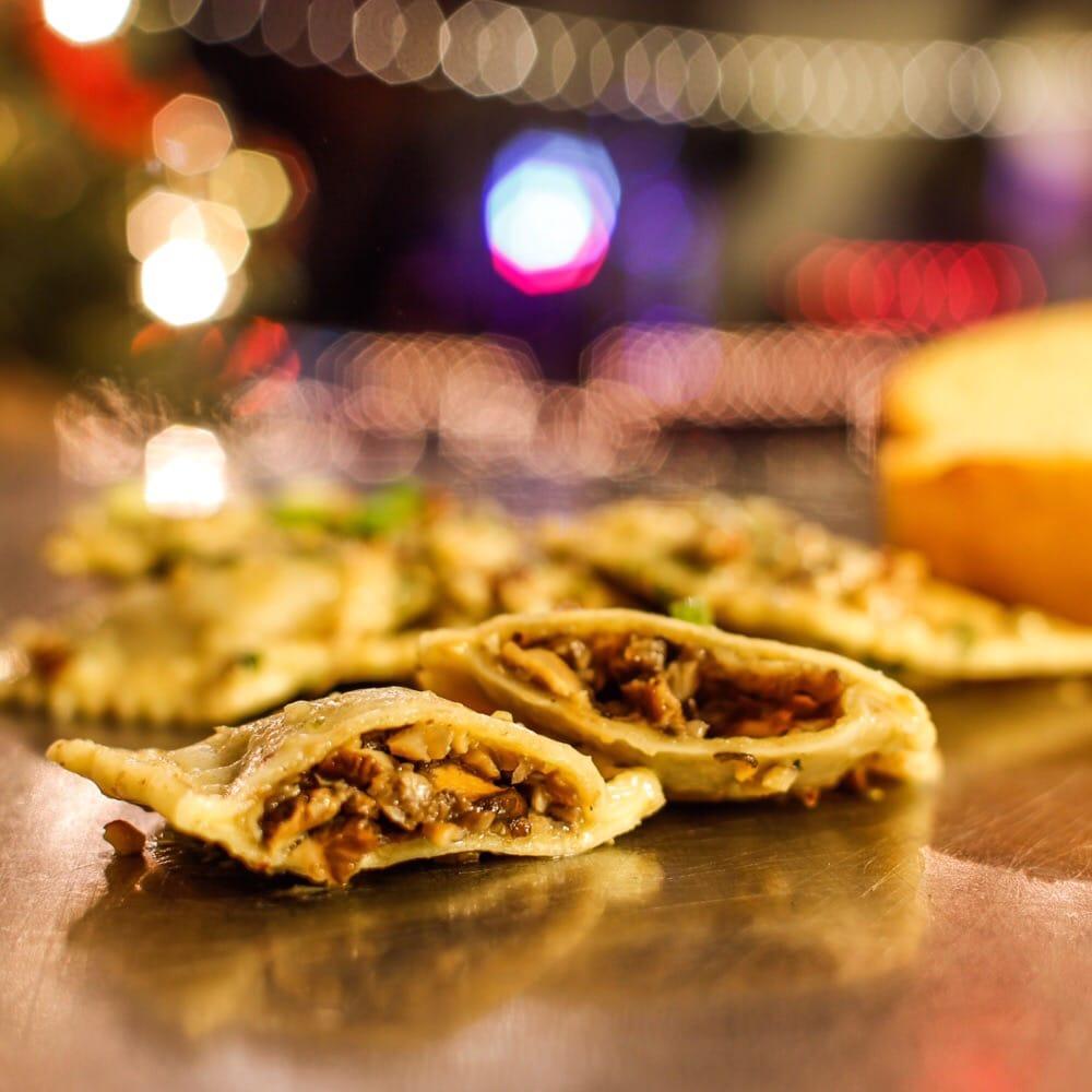 Photo of Regal Ravioli - Austin, TX, United States. Mushroom and pesto