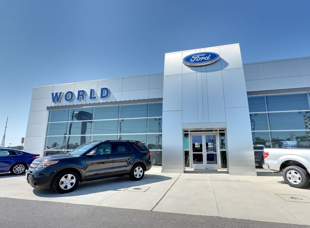 Welcome to world ford pensacola pensacola florida yelp for Mcvay motors pensacola florida
