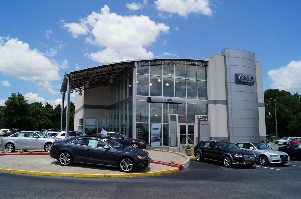 Audi Of Greensboro Reviews Auto Repair Roanne Way - Flow audi