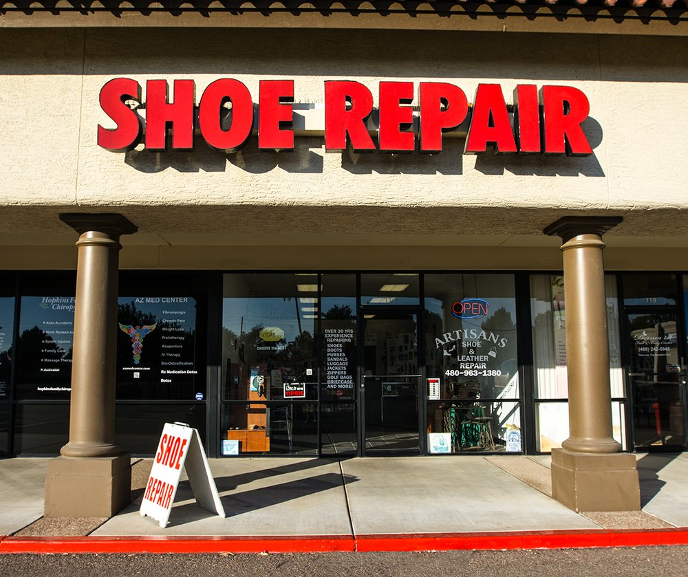 Artisans Shoe & Leather Repair