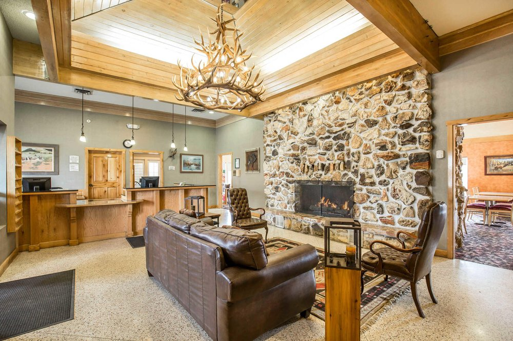Quality Inn: 1670 Sunset Dr, Rock Springs, WY