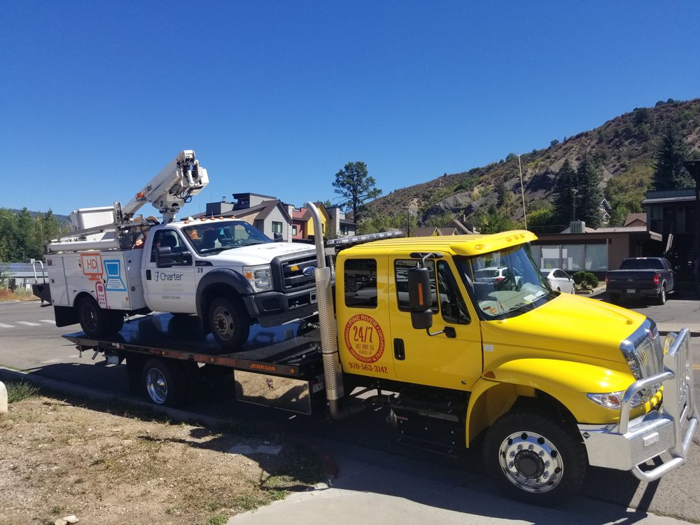 Pine River Towing & Recovery Transport: 1817 Hwy 151, Ignacio, CO