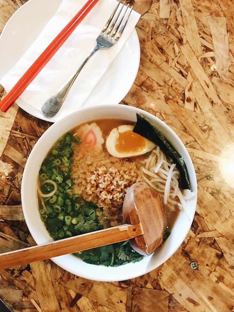 Food from Kokeshi