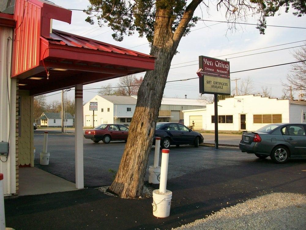 Yen Ching Mandarin Restaurant: 507 N Jackson St, Robinson, IL