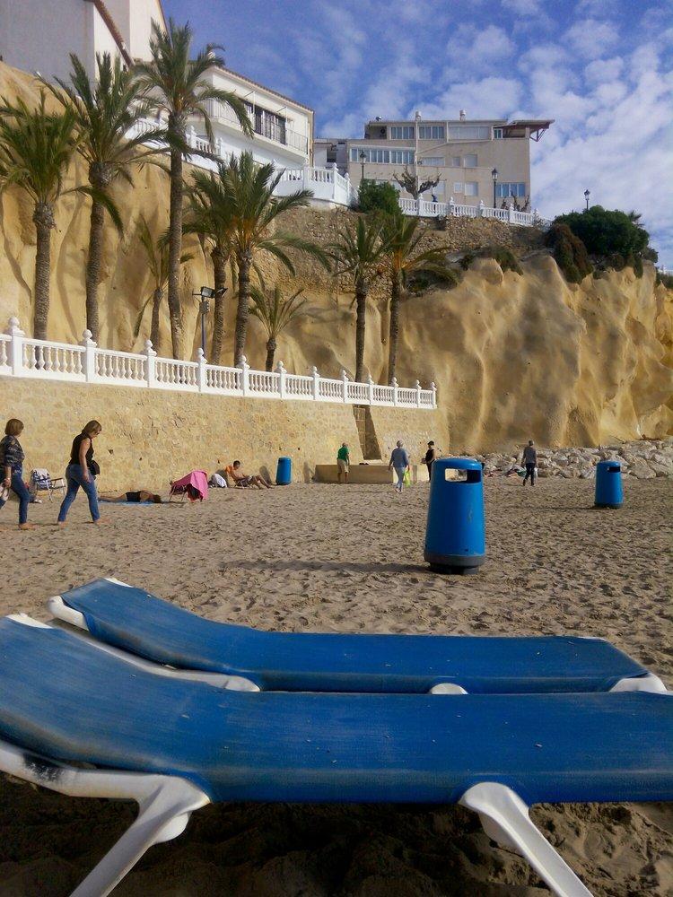 Playa De Poniente: Avenida de Vicent Llorca Alos, 16, Benidorm, A