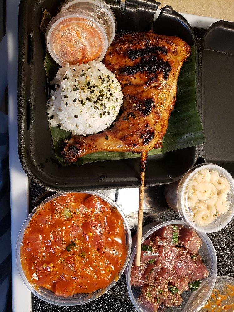 Ludi's Pacific Barbecue: 3939 S Avenue 3 E, Yuma, AZ