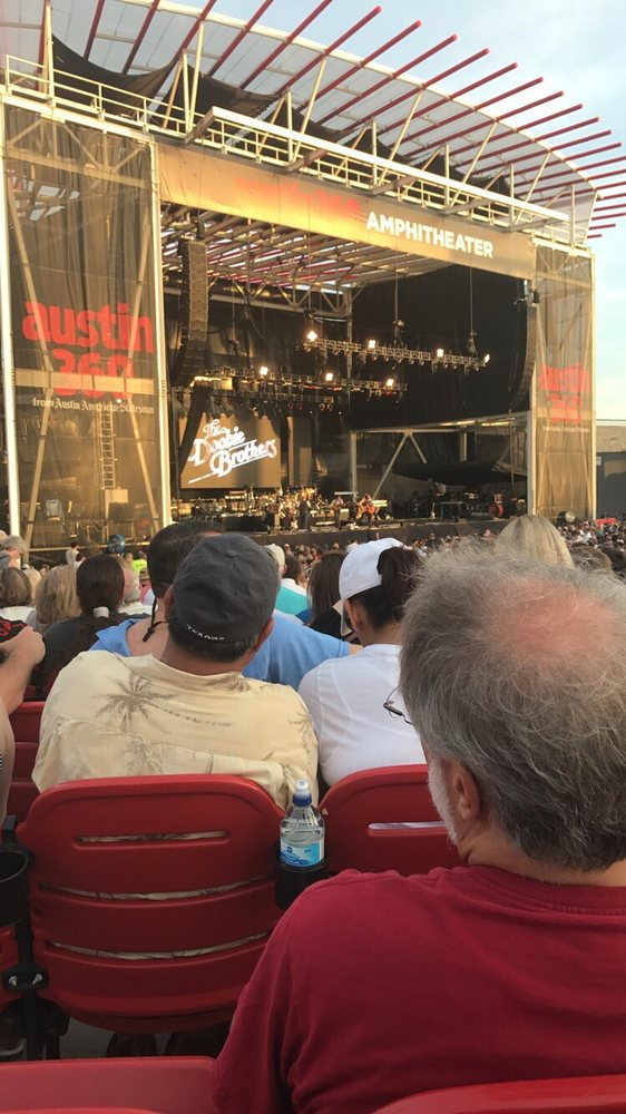 Section 106 View For The Doobie Brothers And Chicago Yelp