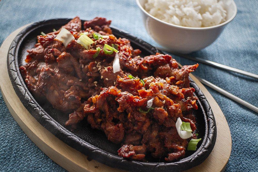 Bewon Korean BBQ Restaurant: 1105 US Hwy 80 E, Pooler, GA