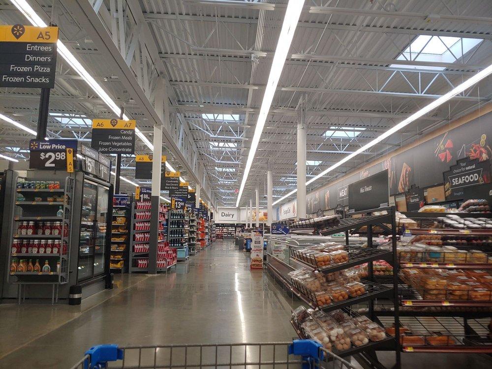 Walmart Supercenter : 19360 Compass Creek Pkwy, Leesburg, VA