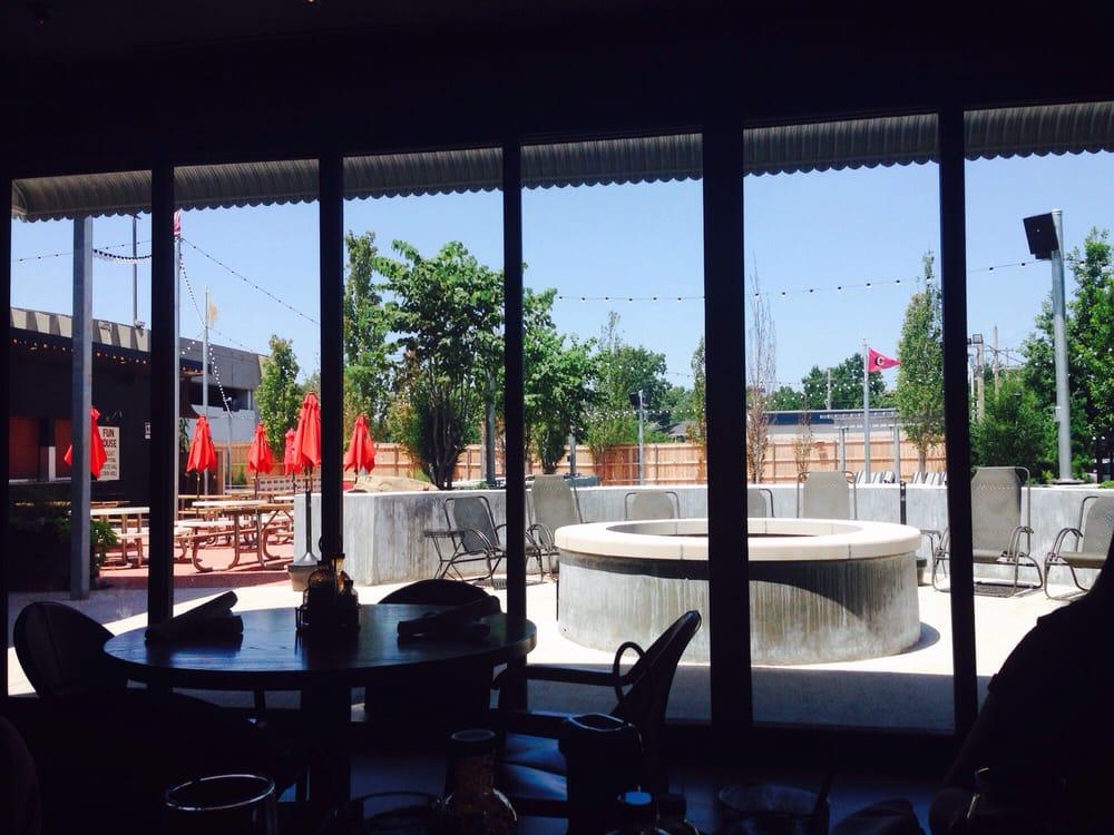 Photo Of Char Bar   Kansas City, MO, United States. Outdoor Patio.