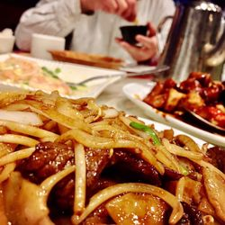 Photo Of Hunan Manor Restaurant Columbia Md United States Beef Chow Fun