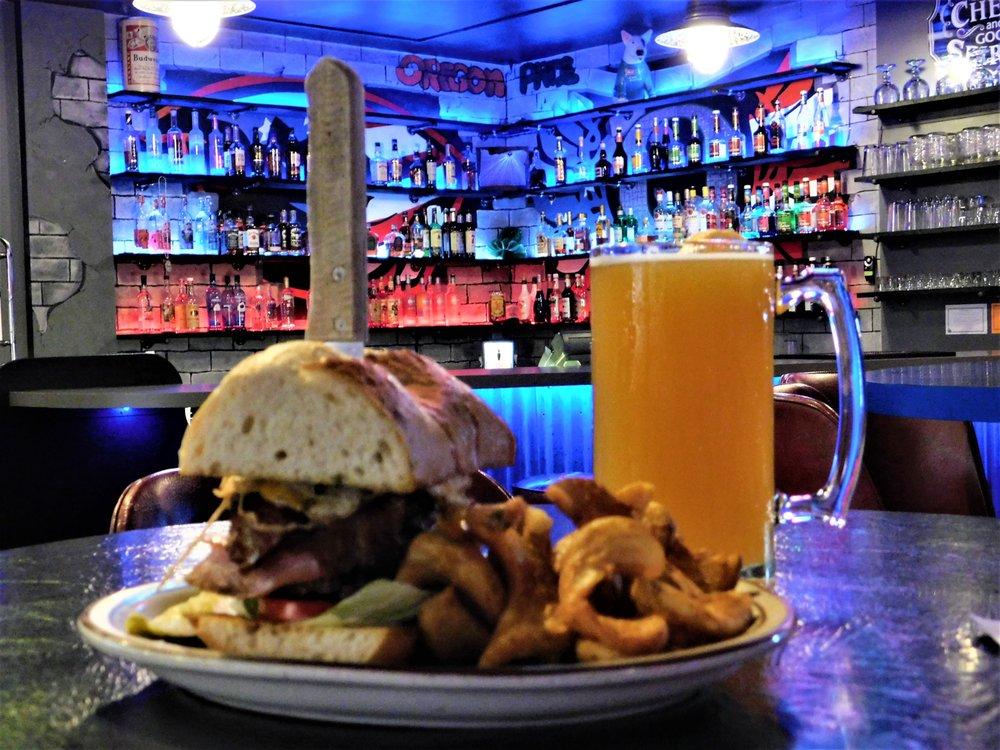 The Pheasant Blue Collar Bar & Grill: 149 E Main St, Hermiston, OR