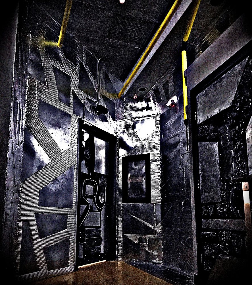 Conquer Escape Rooms: 310 Industrial Dr, Harrisburg, SD