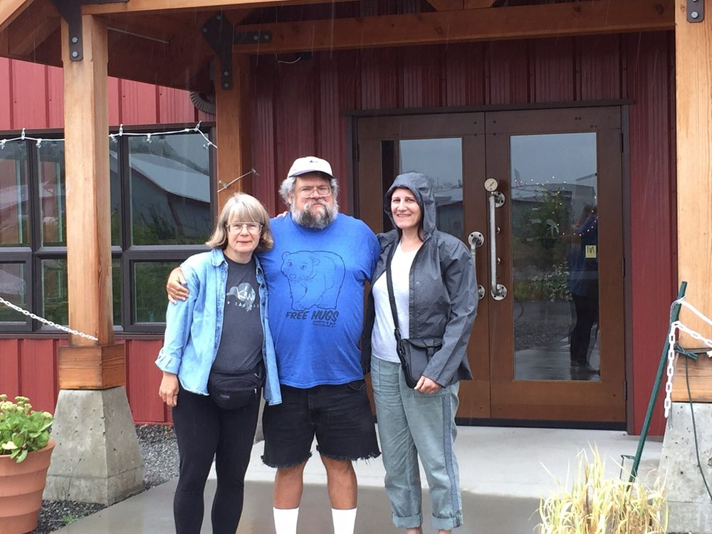 Chuckanut Brewery - South Nut Tap Room: 11937 Higgins Airport Way, Burlington, WA