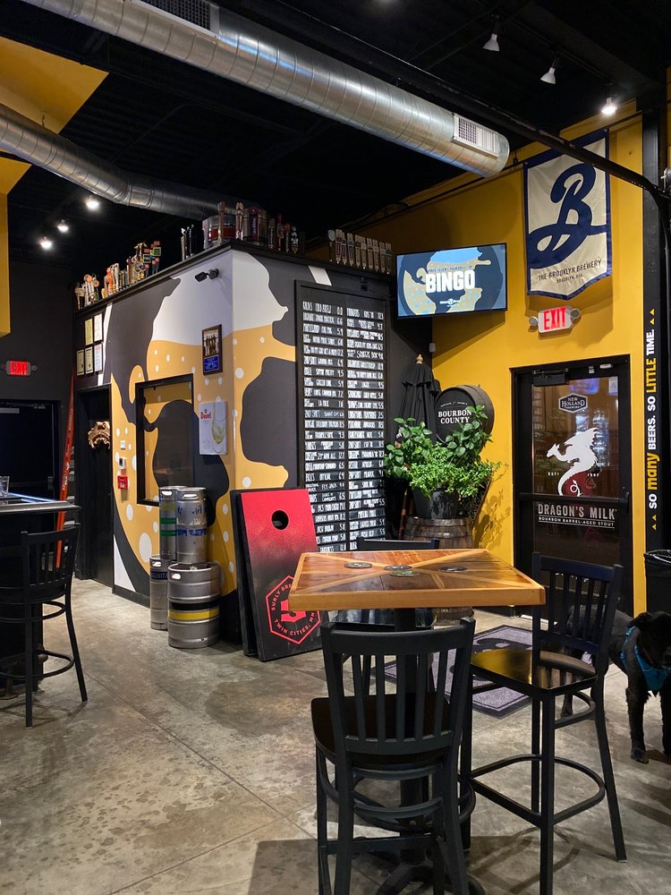 Global Brew Tap House: 9578 Manchester Rd, Saint Louis, MO