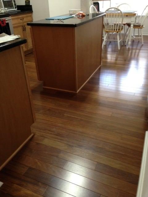 Photo Of Lumber Liquidators Pensacola Fl United States Bellawood Brazilian Chestnut 5