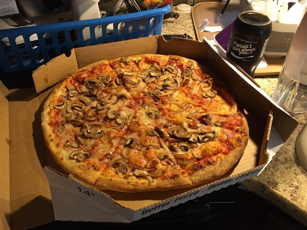 Pb's Pizza: 9109 Dyer St, El Paso, TX